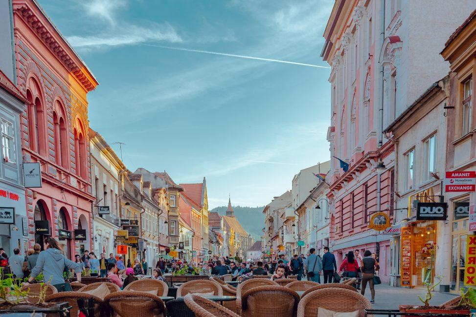 Bukarest Lennot