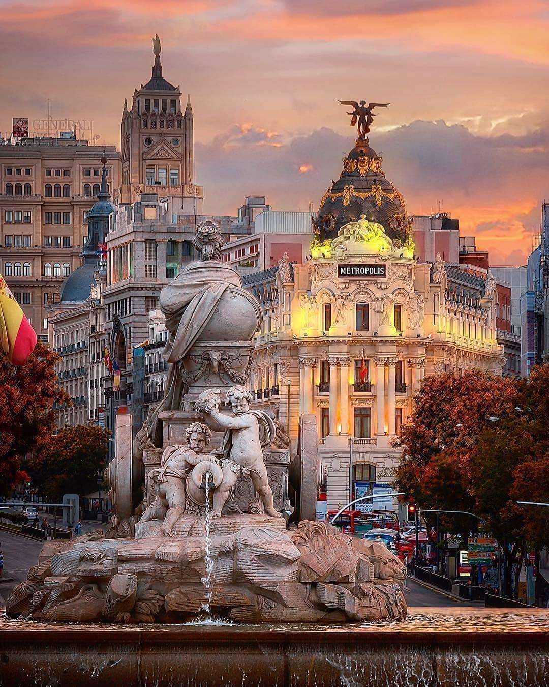 Madrid Lennot