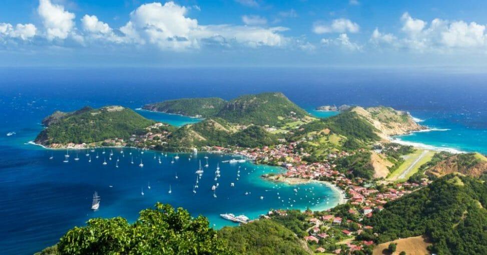 Guadeloupe lennot