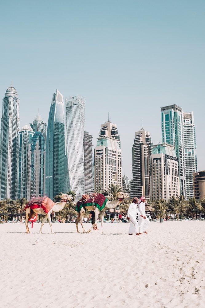 Lennot Dubaihin