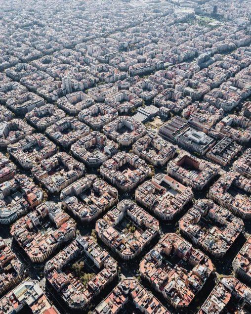 barcelona lennot