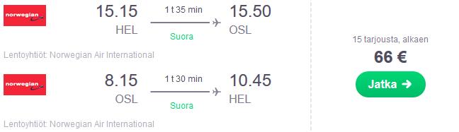 Lennot Oslo