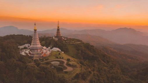 Thaimaa lennot