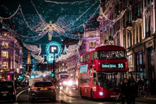 Lontoon lennot