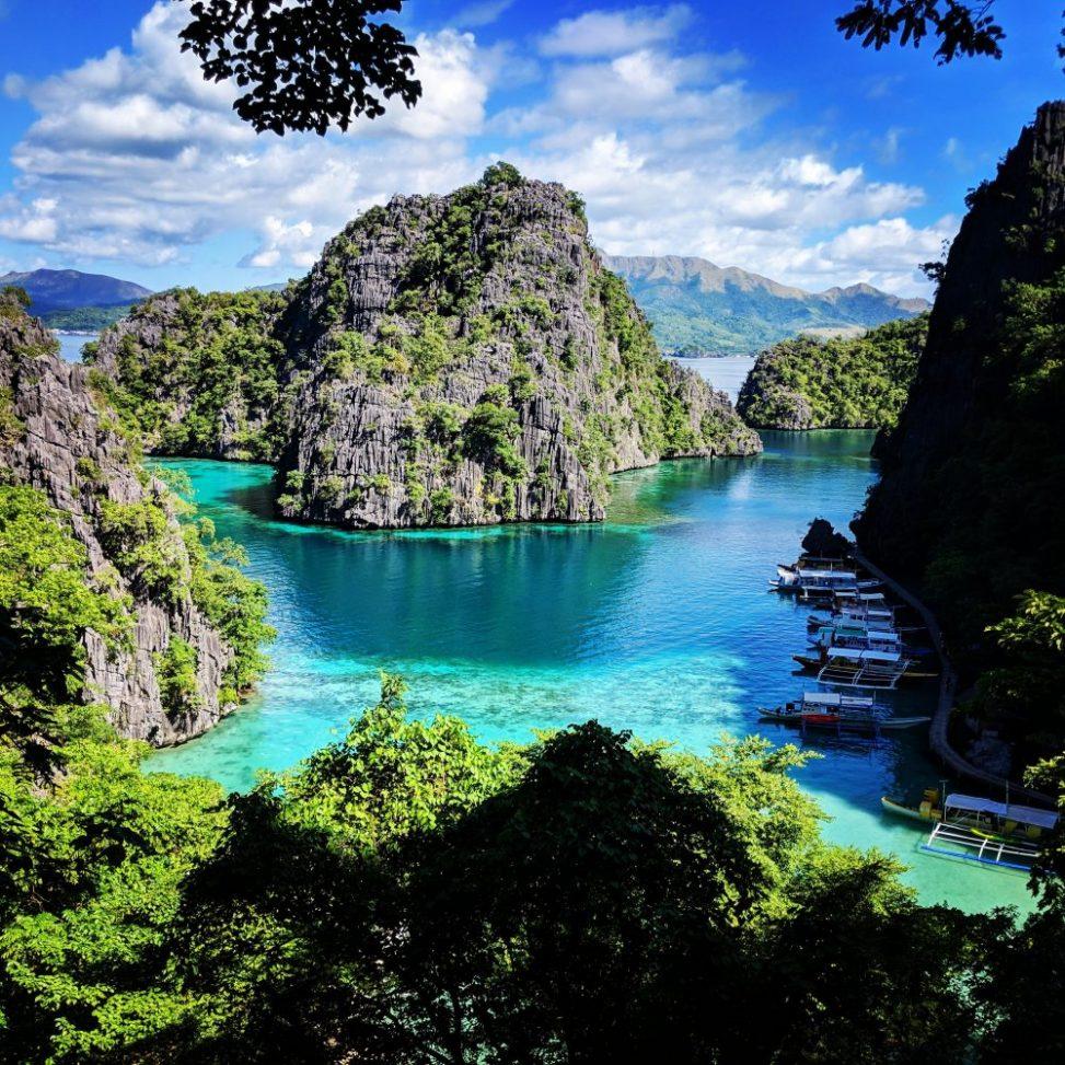 Lennot Filippineille